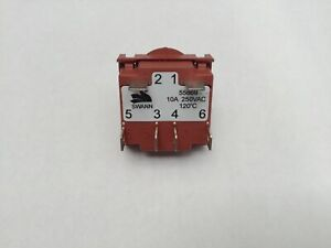Genuine Electrolux Chef 633 Oven Multi Function Selector Switch EOC633S EOC633W