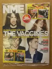 NME AUGUST 25 2012 VACCINES KASABIAN ANIMAL COLLECTIVE KURT COBAIN DAVE GROHL
