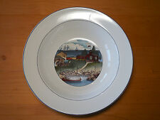 """Epoch Exclusives PIONEER BAY E203 Round Vegetable Serving Bowl 9 5/8"""" 1 ea"""