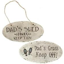 Stone Garden Plaques & Signs