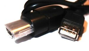 Classic Original Xbox Controller Port to Female USB Convertor Adapter Cable Lead