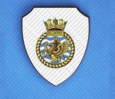 HMS BELLEROPHON WALL SHIELD