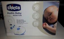 Chicco Audio Baby Monitor Nuovo