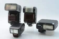 *Set* Nikon SB-27,24,23,20 Speed Light Shoe Mount Flash 17299