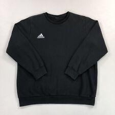 Vintage Adidas Sweatshirt schwarz Herren XL