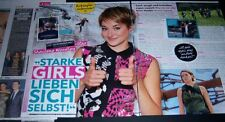 Shailene Woodley 29 pc German Clippings Full Pages
