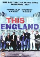 THIS IS ENGLAND SHANE MEADOWS STEPHEN GRAHAM OPTIMUM UK REGION 2 DVD NEW SEALED