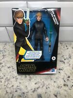 Star Wars Galaxy of Adventures - Luke Skywalker Jedi Knight - Walmart Exclusive