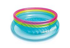 INTEX Jump-O-LENE Indoor Bouncer per bambini Tappeto elastico giocattolo bambini