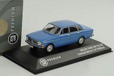 Volvo 144S 1967 Blue Diecast 1:43 Triple9 Premium
