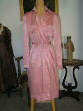 Women's Atmosphere Dress Sheath Silk y Pink Social Evening wrap Dress sz 8
