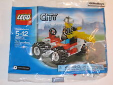 LEGO 30010 City Fire Chief Fireman NEW