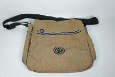 Kipling Olive Green Madhouse Expandable Messenger Bag Purse Unisex