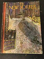 Vtg 1946 December 28 NEW YORKER MAGAZINE