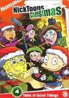 Nicktoons: Christmas [New DVD]