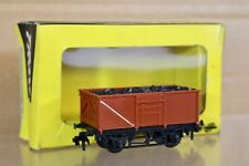 TRIX 1607 BR RED BROWN 16 TON MINERAL WAGON MINT BOXED np