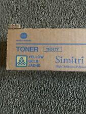 Genuine Konica Minolta Toner TN512Y (Yellow)