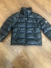 Moncler Boys Down Jacket Size 5,  with detachable hood