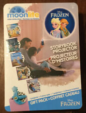 Moonlite,Frozen Gift Pack w/ Storybook Projector for Smartphones & 5 Story Reels