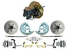 1967- 68 - 69 Camaro Stock Drum to Disc Brake Conversion Kit, Includes OE Style