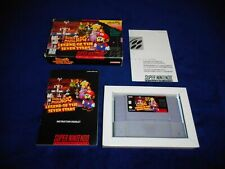 Super Mario RPG Legend of the Seven Stars Complete SNES Super Nintendo CIB Game