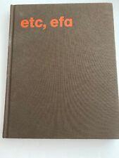 etc, efa first edition 2007 eckert fine art Hardcover
