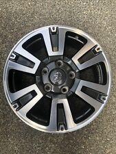 20 Inch Wheel Toyota Tundra 2018 2021 Genuine Oem Dark Charcoal Machined 75159