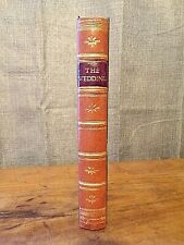 Our Wedding  ~ VHS Take Cover ~ Antique Leather Book ~ Richard E. Biship Inc
