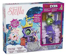 Hasbro Angry Birds Stella Telepods Piggy Palace Playset Game