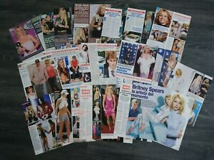 Britney Spears Spanish magazines clippings