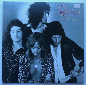 QUEEN At The Beeb 1989 UK LP Band Of Joy BOJLP001 FIRST PRESSING A1/B1 EX