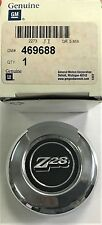 GM NOS 1978 1979 CAMARO Z28 CENTER HUB CAP FOR 5 SPOKE STEEL WHEEL EACH 469688