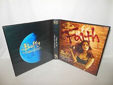 Custom Made Buffy The Vampire Slayer Class Of 99 Trading Card Album Binder