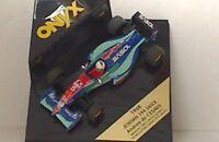 ONYX 195 196A & B JORDAN SASOL F1 model cars Barrichello /Irvine/ DeCesaris 1:43