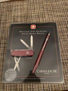 Wenger & Caran d'Ache Gift Set #75000