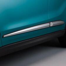 NEW Genuine Suzuki VITARA Side Body Mouldings Trim Set CHROME 990E0-54P08-CSM