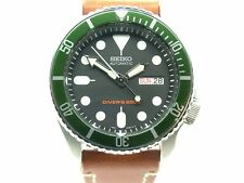 "Seiko DIVER'S Automatic Submariner SKX007 7S26 ""modificado Hulk Mariner'"