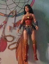 Mattel Dc Multiverse Rebirth Lex Luthor Wave Wonder Woman