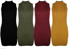 Unbranded Patternless Cowl Neck Dresses for Women