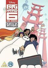 Big Hero 6 The Series Back in Action (ryan Potter Scott Adsit) Six DVD