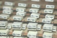 ARCOTRONICS R85EC2680DQ60J 0.068MF 100V 5% Capacitor New Lot Quantity-15