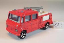 MAJORETTE 1/70 Nº 258 MERCEDES BENZ AEROPORT pompier pompiers #821