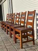 stickley dining chairs Set Of Six