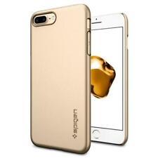 Spigen Thin Fit Case for Apple iPhone 7 Plus Shock Absorbing Gold 043CS20734