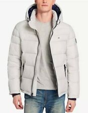 New Tommy Hilfiger Mens Quilted Puffer Jacket Classic...