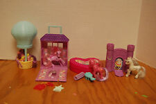 My Little Pony G2 Mc Donalds Pony set MLP complete Europe Silverswirl 1999 Rare