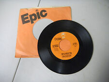EDDIE MIDDLETON don't say let's wait/what kind of fool do you think i am EPIC 45