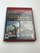 God of War Collection Greatest Hits (Sony PlayStation 3, 2010) PS3