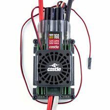 Castle Creations Phoenix 160 НВФ 50V 160Amp Esc Edge Control De Velocidad Con Ventilador
