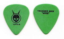 Powerman 5000 Mike Tempesta Green Guitar Pick PM5K - 1999 Tour